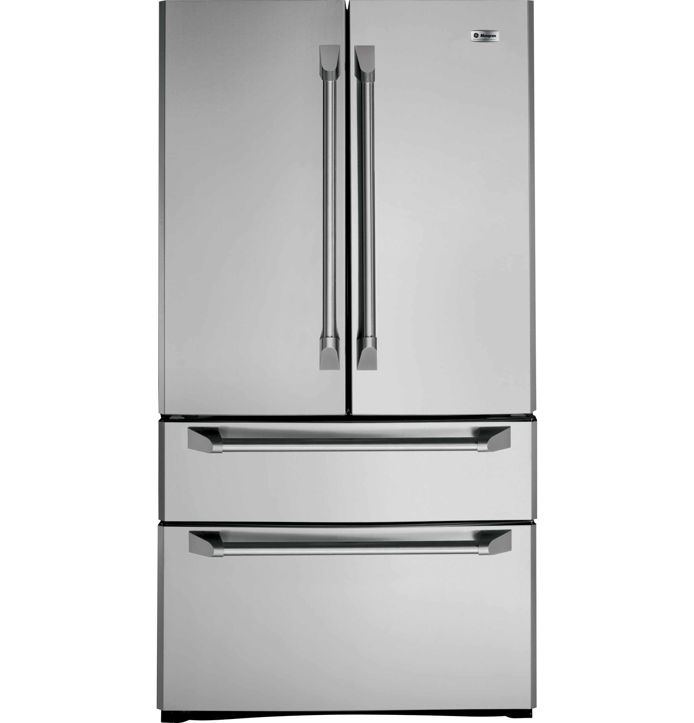GE Monogram® 20.6 Cu. Ft. French-Door Two Drawer Free-Standing Refrigerator