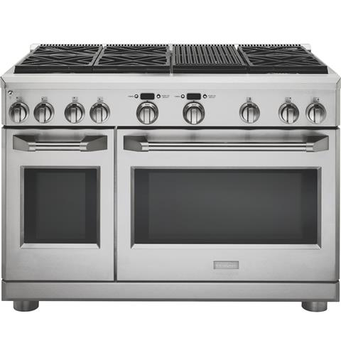 "Thumbnail of Monogram 48"" Dual-Fuel Professional Range with 6 Burners and Grill (Natural Gas)"