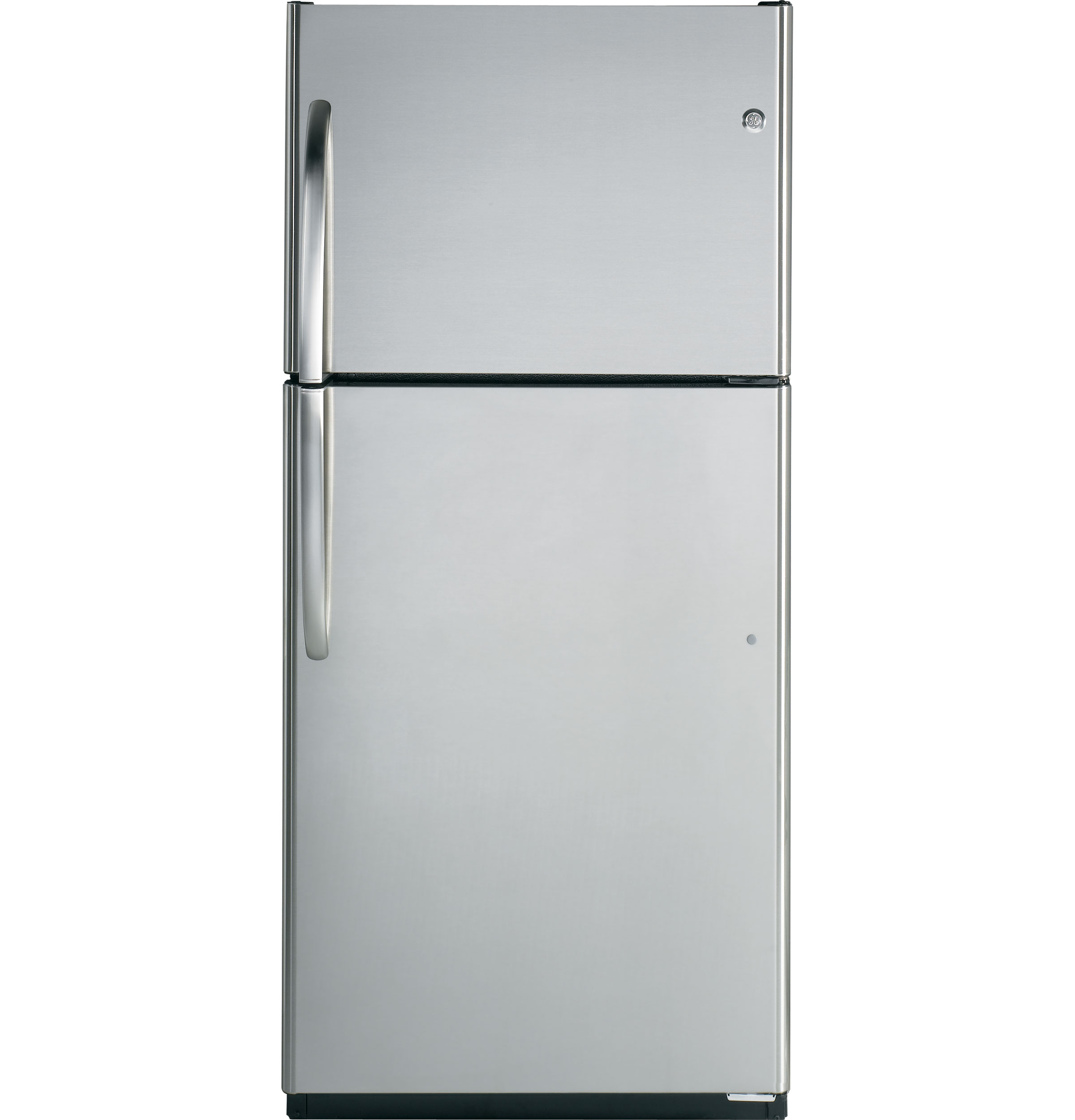 Ge 180 cu ft top freezer refrigerator gts18isxss ge appliances product image product image publicscrutiny Choice Image