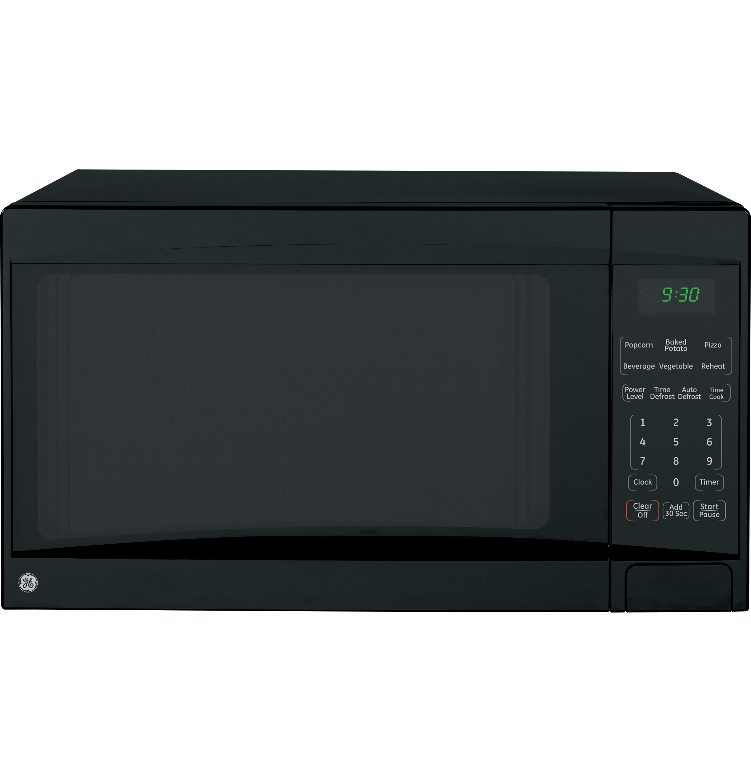 ... Ft. Capacity Countertop Microwave Oven WES0930DNBB GE Appliances