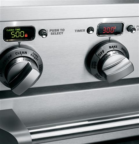"Thumbnail of Monogram 36"" Dual-Fuel Professional Range with 6 Burners (Natural Gas) 9"