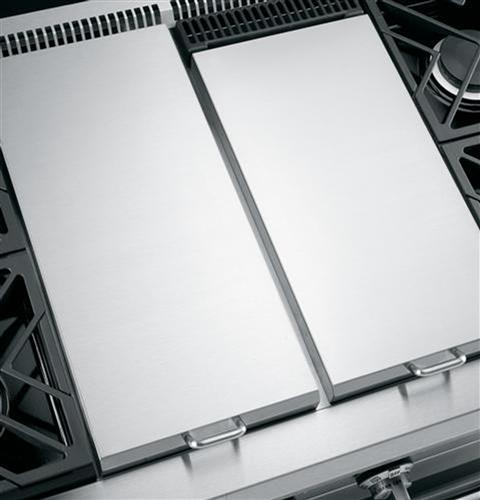 """Thumbnail of Monogram 48"""" Dual-Fuel Professional Range with 4 Burners, Grill, and Griddle (Natural Gas) 13"""
