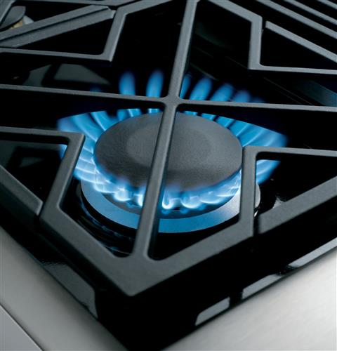 "Thumbnail of Monogram 48"" Professional Gas Rangetop with 6 Burners and Griddle (Natural Gas) 3"