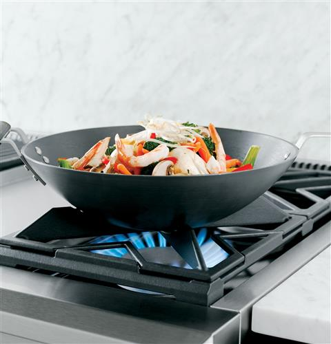 "Thumbnail of Monogram 48"" Professional Gas Rangetop with 6 Burners and Griddle (Natural Gas) 5"
