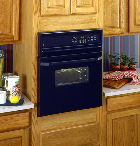Types Of Wall Ovens ~ Ge quot electric single self cleaning wall oven