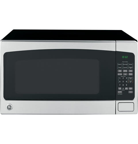 GE® 2.0 Cu. Ft. Capacity Countertop Microwave Oven– Model #: JES2051SNSS