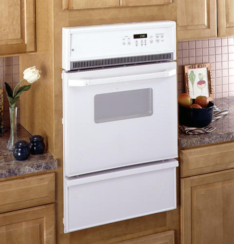 Ge 24 built in gas oven jgrp17wewww ge appliances product image product image publicscrutiny Gallery