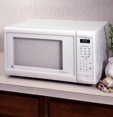 Ge Countertop Turntable Microwave Oven Je1235ww Liances