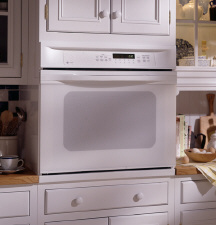 ge profile oven manual self cleaning