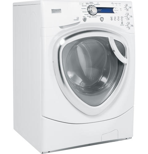 GE Profile™ ENERGY STAR® 4.2 IEC Cu. Ft. Colossal Capacity Frontload Washer with Steam