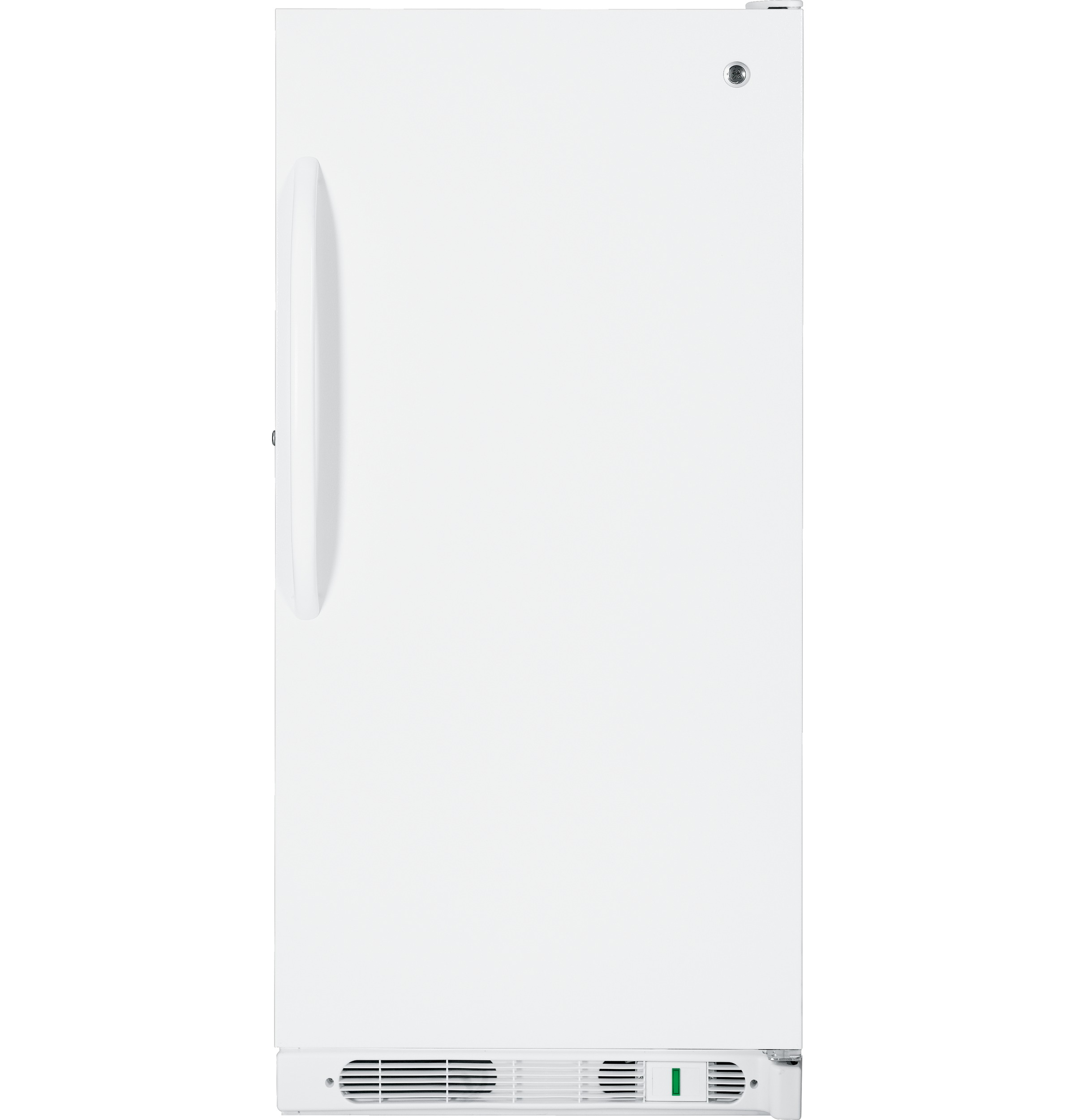 Ge 141 Cu Ft Manual Defrost Upright Freezer Fum14svrww Microwave Wiring Diagram Jvm In Addition Repair Parts Product Image