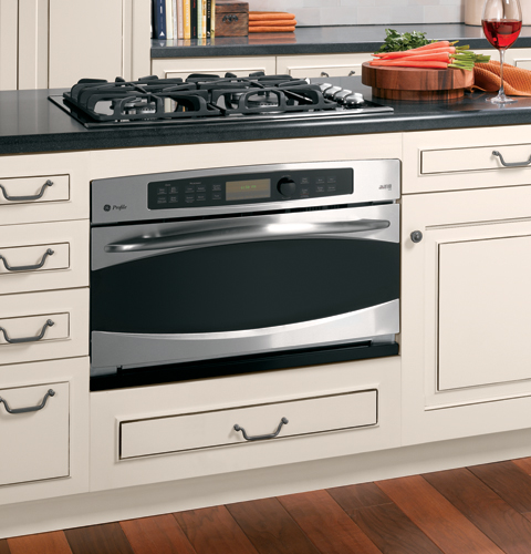 Countertop Oven With Cooktop : ... Profile Advantium? 120V - 30 in. Wall Oven - The Monogram Collection