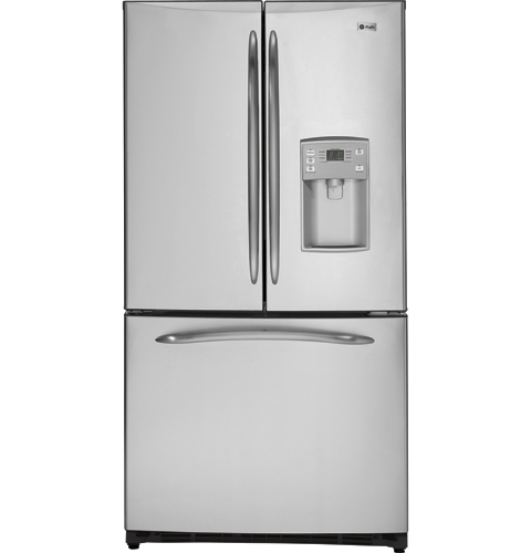 ge profile acirc cent energy star acirc reg cu ft french door refrigerator product image product image
