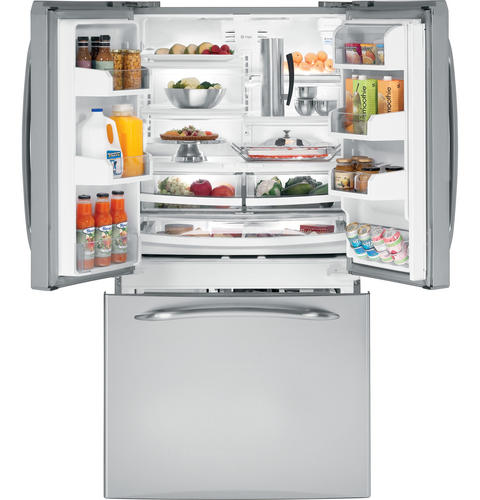 GE Profile™ ENERGY STAR® 20.7 Cu. Ft. French-Door Refrigerator