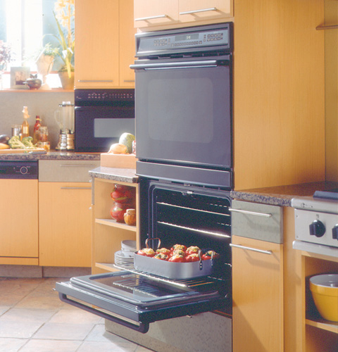 Ge Monogram 174 27 Quot Convection Self Cleaning Double Oven