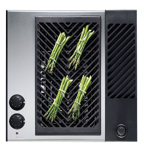 Ge Monogram 174 Electric Grill Component With Built In