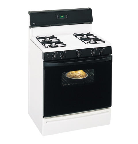 ge® 30 standing xl44™ standard clean gas range jgbs20beaad product image product image