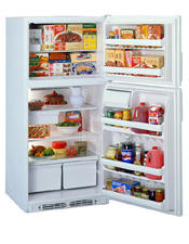 Hotpoint® 20.6 Cu. Ft. Top-Mount No-Frost Refrigerator