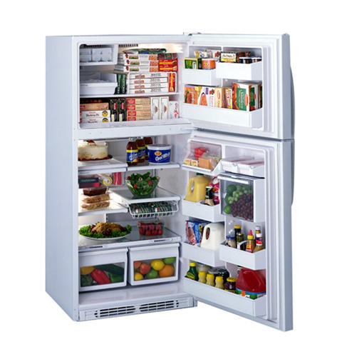 GE Profile™ 24.7 Cu. Ft. Top-Mount No-Frost Refrigerator