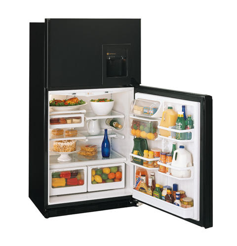 GE Profile Performance™ 21.7 Cu. Ft. Top-Freezer No-Frost