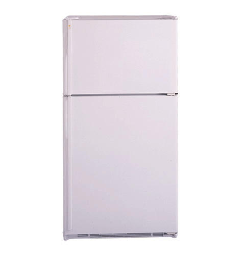 GE Profile Performance™ 21.9 Cu. Ft. Top-Freezer No-Frost CustomStyle™ Refrigerator