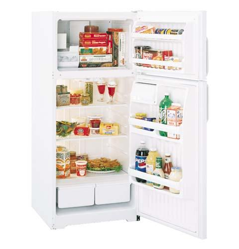 Hotpoint® 15.6 Cu. Ft. Top-Mount No-Frost Refrigerator with Icemaker