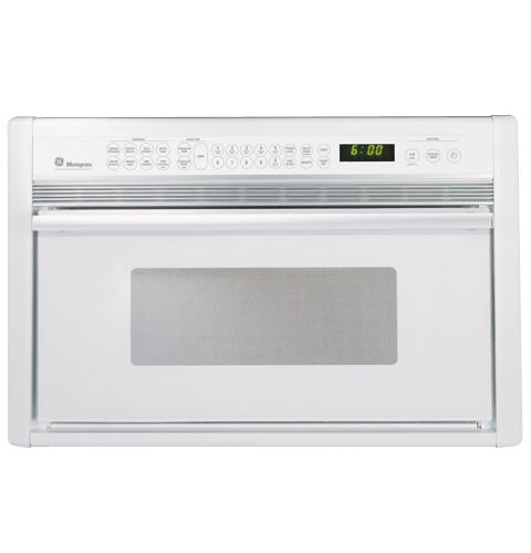 Zmc1095wf Ge Monogram Built In Microwave Convection Oven Liances