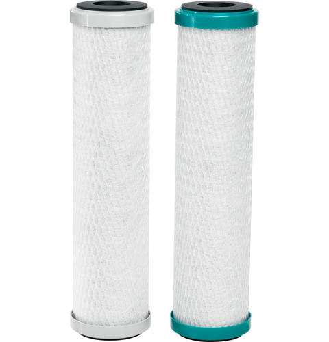 Replacement Water Filters - Dual Stage Undersink Systems — Model #: FXSVC