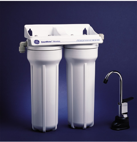 Ge 174 Dual Stage Drinking Water Filter Gxsv10c Ge Appliances