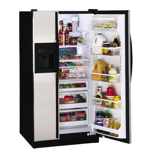 GE Profile Performance™ 21.9 Cu. Ft. Side-by-Side Refrigerator