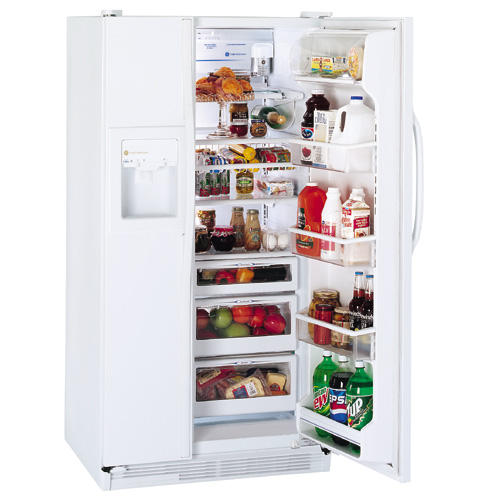 ge profile performance acirc cent cu ft side by side refrigerator product image product image