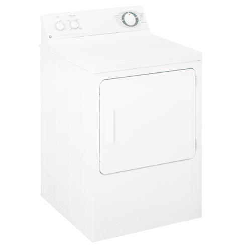 GE® Extra-Large 6.0 Cu. Ft. Capacity Electric Dryer ... on