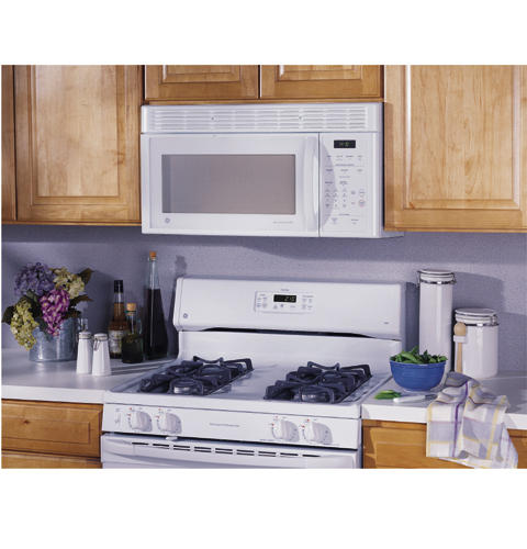 GE Spacemaker XL® Over-the-Range Microwave Oven