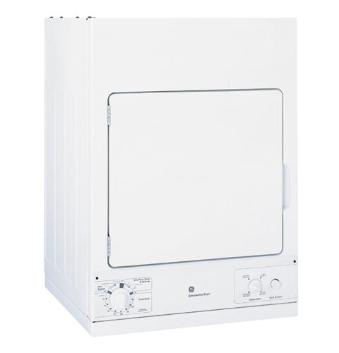 GE Spacemaker® Stationary Electric Dryer