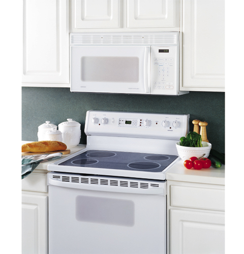 Hotpoint® 1.3 Cu. Ft. Counter Saver Plus™ Microwave Oven