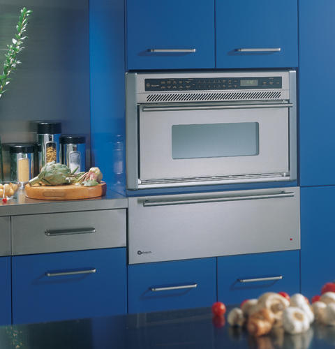 Ge Monogram Built In Microwave Convection Oven View Larger