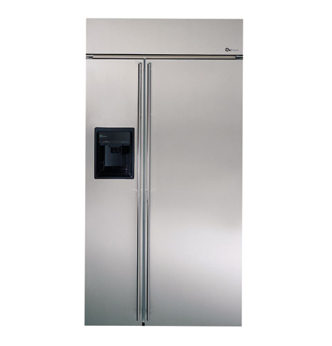 Ge Monogram 174 42 Quot Built In Stainless Steel Side By Side