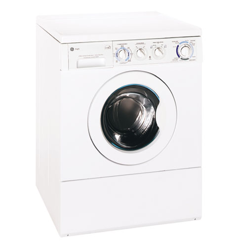 Ge Profile Extra Large Capacity Frontload Washer With