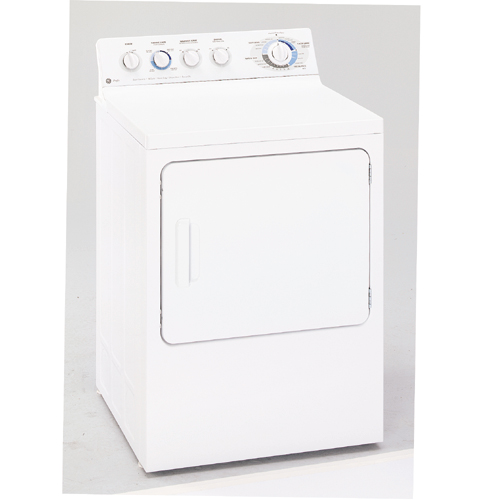 Ge Profile Prodigy Super 7 0 Cu Ft Capacity Electric