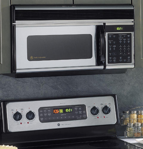 Ge Profile Emaker Oven With Convection Microwave Cooking Jvm1190sy Liances