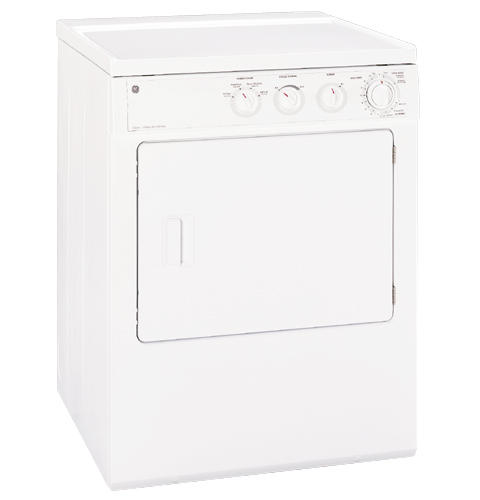 GE® 5.7 Cu. Ft. Extra-Large Capacity Frontload Electric
