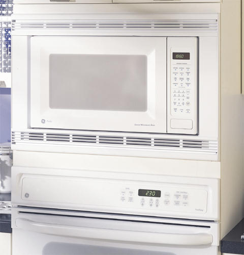 Ge Profile Countertop Microwave Oven Je1860wb Liances