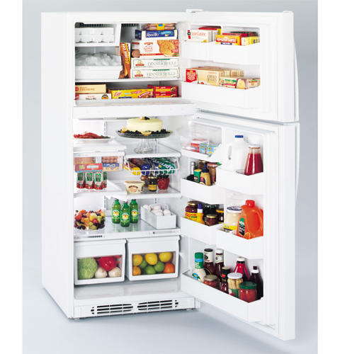 GE Profile™ 19.0 Cu. Ft. Top-Mount No-Frost Refrigerator