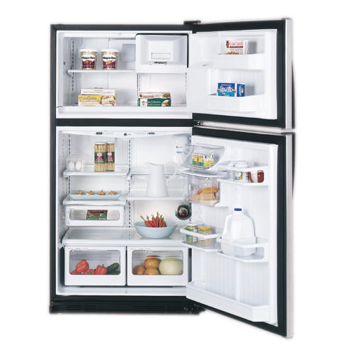GE Profile CustomStyle™ 21.7 Cu. Ft. Top-Freezer Refrigerator