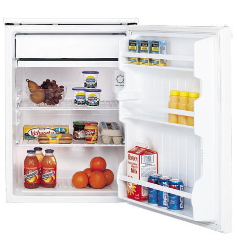GE Spacemaker® 6.0 Cu. Ft. Compact Refrigerator