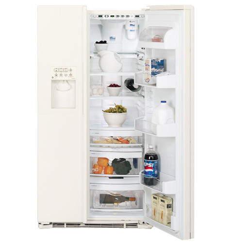 GE Profile Arctica CustomStyle™ 22.6 Cu. Ft. Side-By-Side Refrigerator