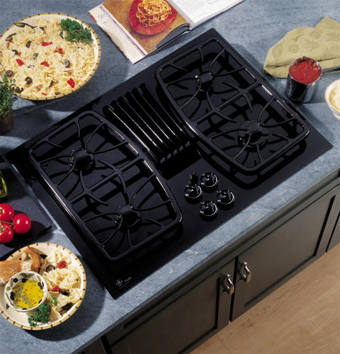 Induction cooktop pan size