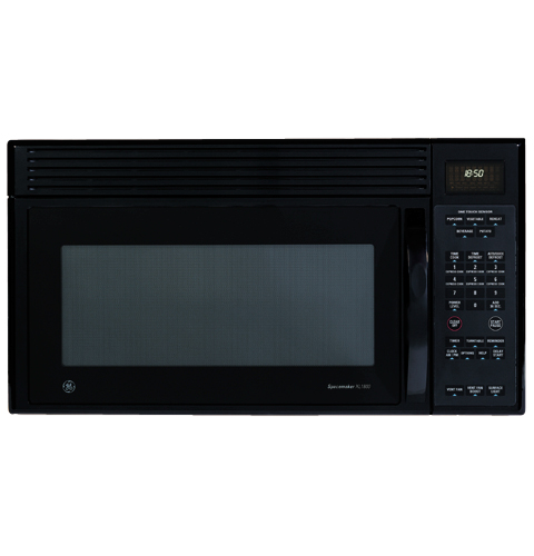 Ge Spacemaker 174 Xl1800 Microwave Oven With Recirculating Venting Jvm1851bf Ge Appliances