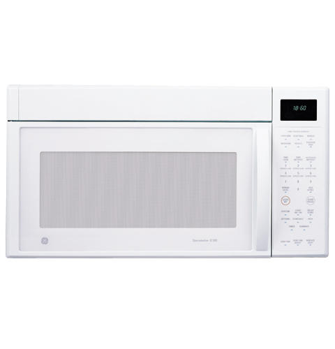 Ge Profile Emaker Xl1800 Microwave Oven With Outside