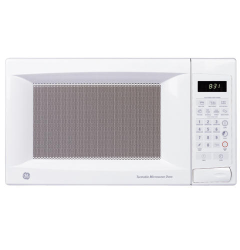 GE® .8 Cu. Ft. Capacity Counter Top Microwave Oven